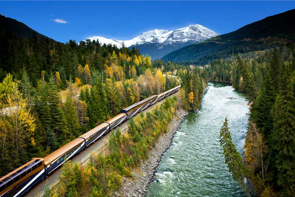 Rail Tour Package Across Canada