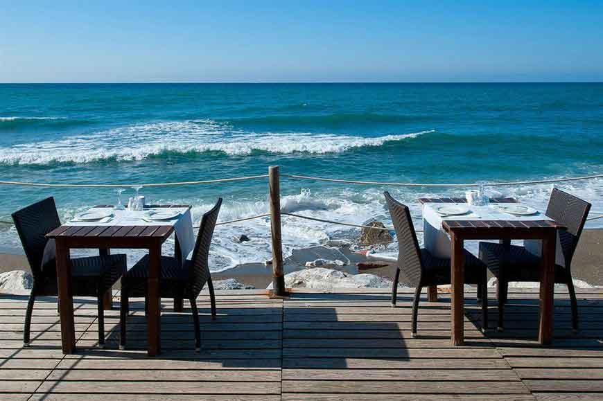 hotel fuerte marbella costa del sol location