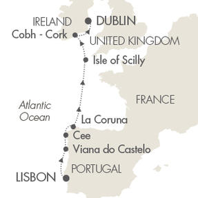 S120515-Gourmet-Cuisine-From-Portugal-to-Ireland_croisiere_map