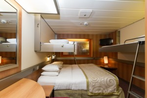 Standard Inside 4 berth